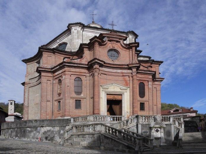 Per la chiesa di Grignasco lavori quasi ultimati