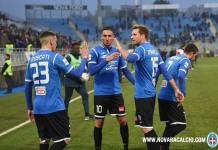 Novara calcio, un calcio mercato senza botti finali