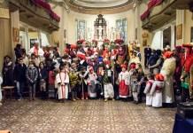 A Romagnano Sesia celebrata l'Epifania