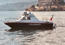 Potenziata la vigilanza dei Carabinieri sul Lago d'Orta