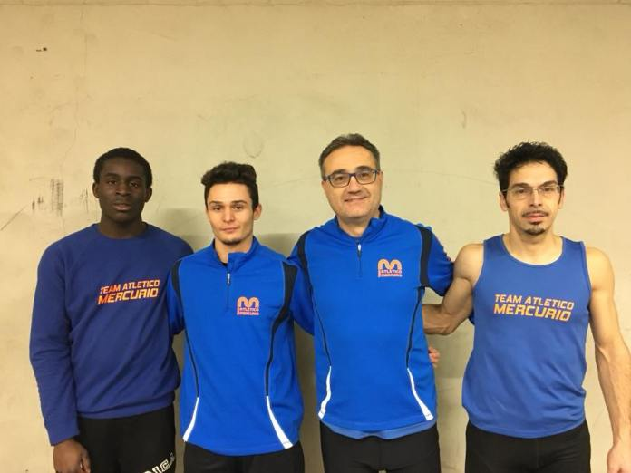Team Atletico Novara ai campionati regionali assoluti a Torino
