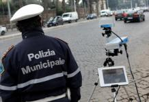controlli autovelox a Novara