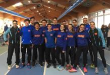 Team Atletico Mercurio ad Aosta, Cossato e Volpiano
