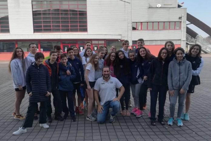 Matteo Piscitelli della Libertas Novara qualificato ai campionato nazionali invernali di nuoto