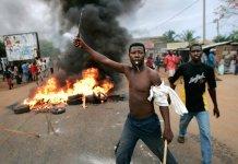 proteste in togo