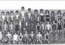 Libertas Nuoto Novara, festa per il 40° di attività