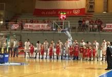 Vittoria per l'Oleggio Magic Basket contro Montecatini