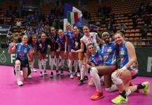 Igor Volley vince la Coppa Italia con Conegliano