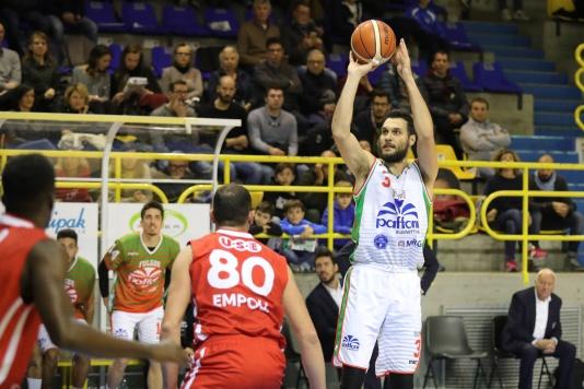 Marcelo Dip in un'azione di gioco