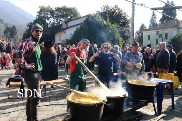 festa di carnevale a Bracchio