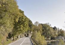statale 34 del Lago Maggiore, località colonia Motta