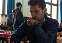 Scacchistica Novarese promossa nei Master, qui il capitano Vincenzo Montilli