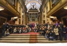 Novara, incontro fidanzati con il vescovo