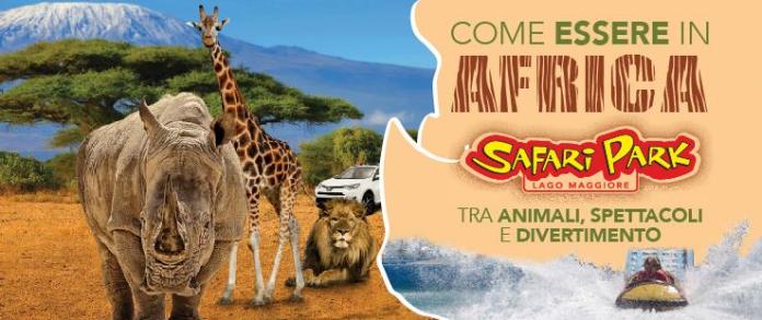 Presentata la nuova stagione del Safari Park di Pombia