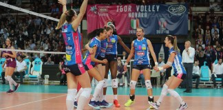 Igor Volley, sconfitta 3 a 1 con il Galatasaray