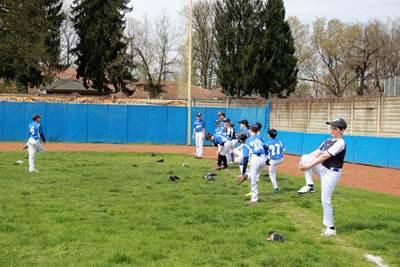 Baseball Novara U12 vincente