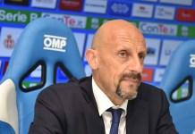 Novara calcio, gara decisiva con la Virtus Entella. Di Carlo: «Dobbiamo fare la miglior partita della stagione».