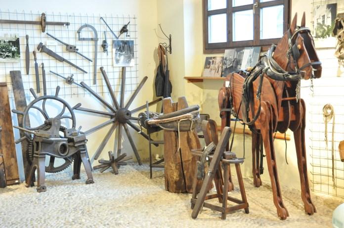 Museo storico etnografico di Romagnano Sesia