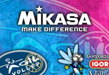 Mikasa, nuovo sponsor tecnico della Igor Volley Novara
