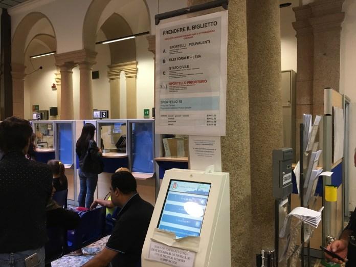 Comune di Novara, certificati da casa con l'anagrafe digitale