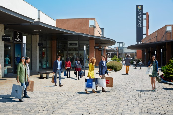Vicolungo The Style Outlets