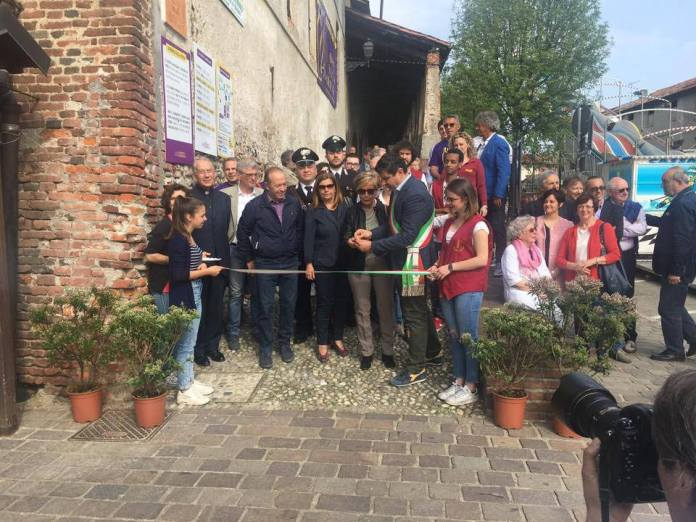 L'inaugurazione della Mostra mercato del vino Ghemme Docg dello scorso anno