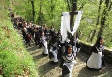 La processione delle Pie Donne a Varallo