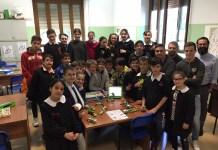 Istituto Sacro Cuore di Novara aderisce al progetto Lezione di Robotica