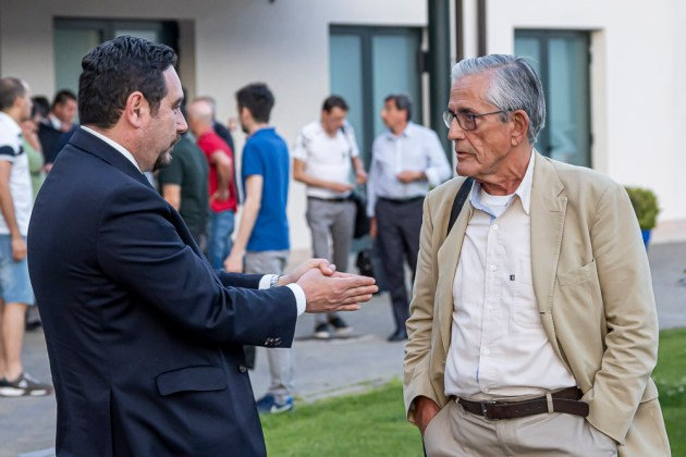 Presentazione Cittadella dello Sport Novara
