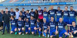 Stadio Piola di Novara Un gol nel tuo cuore