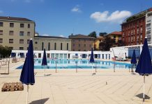 Piscina di via Solferino a Novara, apertura sabato 15 giugno