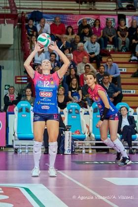 Igor Volley Novara-Brescia 2 a 3