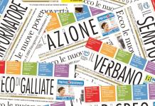 giornali copertine