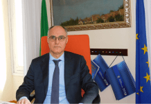 Il prefetto del Verbano Cusio Ossola, Angelo Sidoti