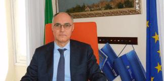 Il prefetto del Verbano Cusio Ossola, Angelo Sidoti