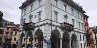 Omegna palazzo comunale