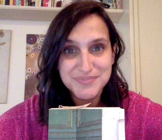 Un primo piano di Maria Elisa Galndris