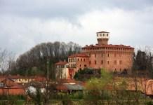 Il castello solaroli di Briona