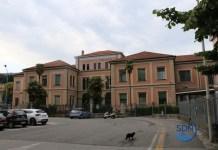 La sede storica del Cobianchi a Intra