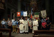 Il cardinale Lajolo alla festa patronale di Grignasco