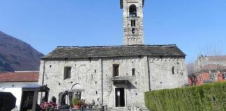 Gravellona Toce- San Maurizio chiesa romanica