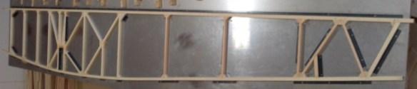 Un côté de fuselage
