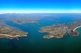 Le golfe du Morbihan et ses 45 îles