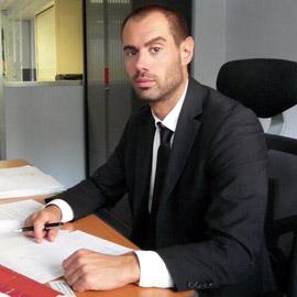 Emmanuel Sauli, expert juridique à SDR Accidents, spécialiste de l'indemnisation des victimes.