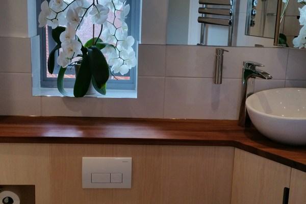 Bathroom Renovation – Surrey Quays