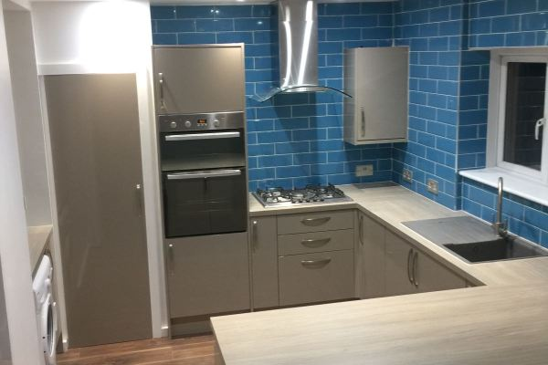 Kitchen Renovation – Stratford London