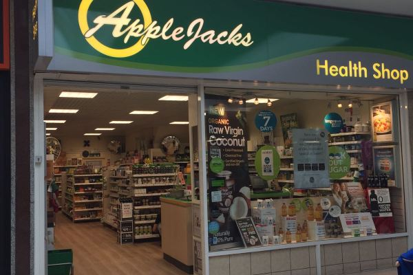 Wood Effect Commercial Vinyl Flooring – Apple Jacks Stratford London