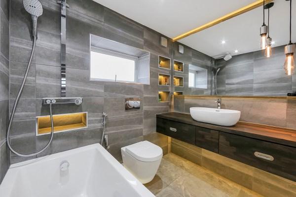 Bespoke Bathroom Renovation