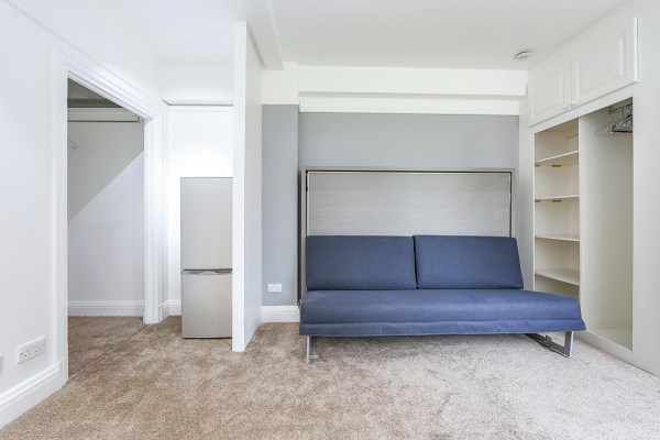 Studio Flat Renovation – Kensington