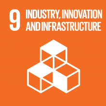 9. INDUSTRY, INNOVATION AND INFRASTRUCTURE